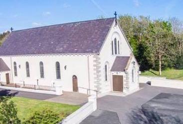 St. Columbas Church, Kilmacrennan, Co. Donegal