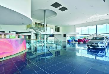 Kelly's Toyota Garage, Letterkenny