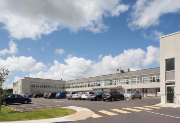 St Joseph's Hospital, Stranorlar
