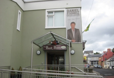 Daniel O'Donnell Visitor Centre Dungloe, Co. Donegal