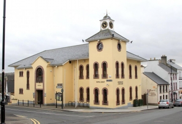 Donegal County Library Letterkenny, Co. Donegal