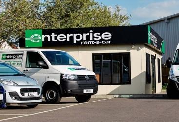 Enterprise Car Rental Pearse Rd., Letterkenny, Co. Donegal.
