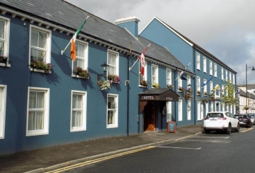 Highlands Hotel Glenties, Co. Donegal
