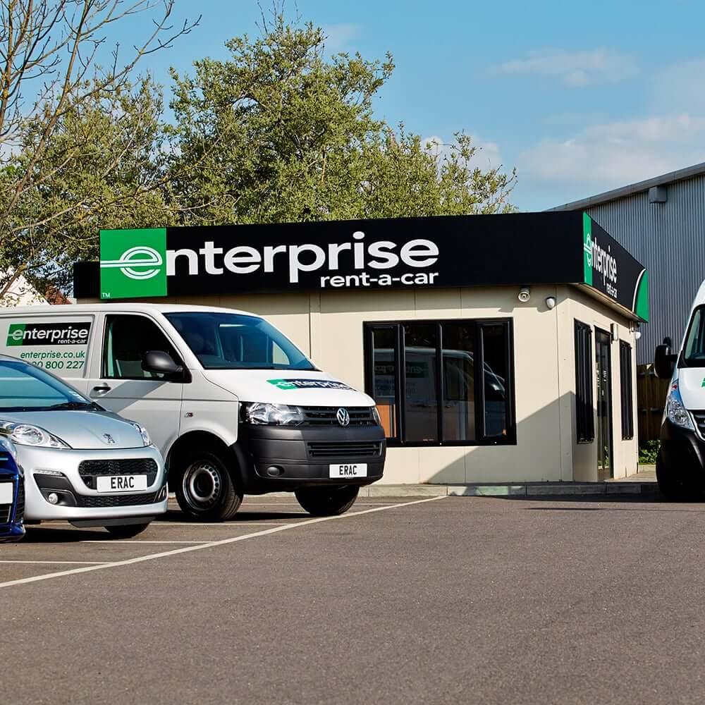 Enterprise Car Rental: Enterprise Car Rental Pearse Rd., Letterkenny, Co. Donegal